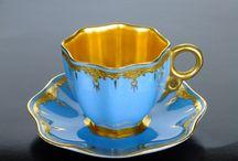 Cups & saucers / teatime