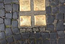 Stolpersteinen Berlijn