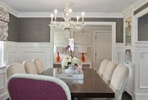 Dining Rooms / by Christy C