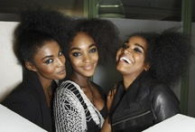 Natural Hair | Beauties / by OfficiallyNatural Hair & Beauty