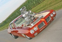 Pontiacs / by CarShowCruisin .com