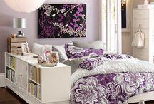 Teen bedrooms .. / Teen bedrooms for small spaces ideas !!