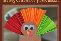 Thanksgiving school ideas