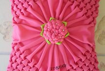 Pillow, Origami, pouffe,