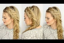 braids and hair styles