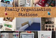 organizing ideas and tips