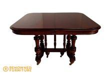 Oak Table Restoration / Blog Feature on our Oak Table Restoration  More at http://renownedfurniture.com.au/latest-news/