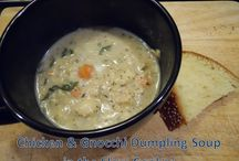 Recipes: Soups & Appetizers / by Alisha Doolittle