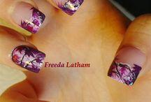 Nails / by Tawnya Heino