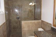 bath room redos