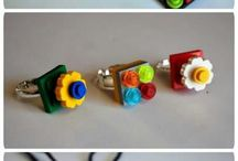 lego party ideas / by Judy Sangder