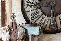 Clocks 2 / by Martha Banning