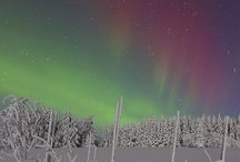 Revontulet, Northern lights