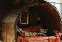 25 lugares especiales para dormir / 25 lugares especiales para dormir