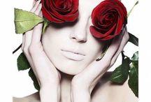 libra flowers art