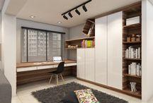 Study cupboards