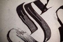 Calligraphy & Typography / Calligraphy & Typography