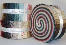 fabric! / by Joanna Robertson