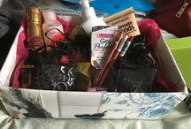 Shoebox gifts