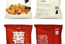 packaging potato chips