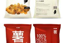 packaging potato chips