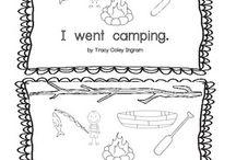 Camping Fun / Ideas to complete NZ Brownie Camping Fun Sunshine Badge