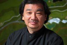 SHIGERU BAN, Architect /  [ JAPAN ]  Architectur Prize Laureate 2014 / by Zoi Grevia