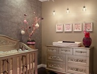 Nursery / Inspirations for little Ems' bedroom