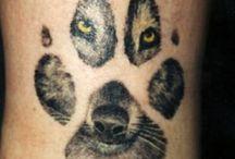 tattoos / by Patty Walsh
