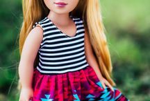 Girls & Co Dolls / Girls & Co is a contemporary line of dolls with characters that are smart and ambitious. Meet Cara, Anjali, Rory, Mackenzie, Maya, Bailey, and Perry.