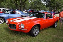 Hot Rods and muscle cars (my never in a million years future car) / by Eden Brierly