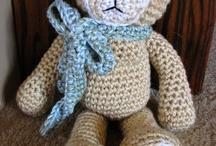 Crochet / by Rebekah Berndt