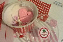 Valentine class party / by Cyndi Capouch