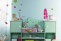 Dětský pokoj-dívka / Kidsroom-Girl
