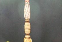 Spindle crafts