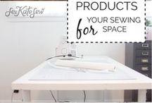 Sewing room & storage