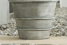 Landscapers - Commercial Fountains and Planters / by Garden-Fountains.com