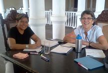 One on one Spanish classes / We offer one on one Spanish classes for all levels. Bienvenido a Granada, Nicaragua