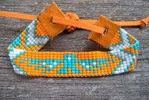 Kasnak Bileklik Loom Beaded Bracelet