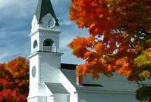Churches / by Susan Fountain