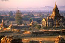 """Birmania, Myanmar, Estremo oriente / """"Questa è la Birmania, e nessun altro Paese gli è simile"""" Rudyard Kipling"""