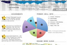 Infographic resume / by Mark Nicholson