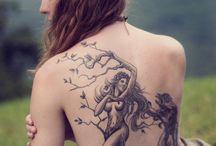 Tatuajes B/N