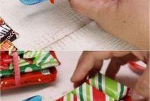 christmas deco & wrap ideas