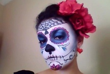 Makeup / Makeup i have done to my self