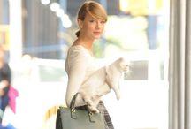 taylor swift. / everyone's favorite cat loving pop star.  / by MTV