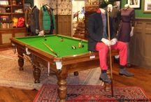 Antique snooker Tables to Hire