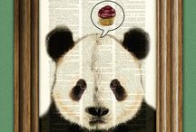 Upcycled Art / Creative and recycled mediums by very talented artists