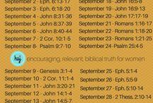 Scripture memorization /devo