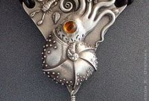 Silver clay inspiration / ideas....